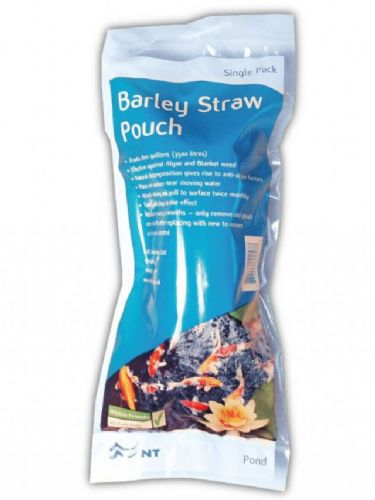 NT Labs Barley Straw Pouch Single Pack